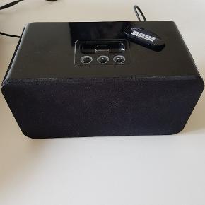 Denver speaker system with iPod Docking.