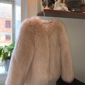 Samsøe & Samsøe pels- & skindjakke