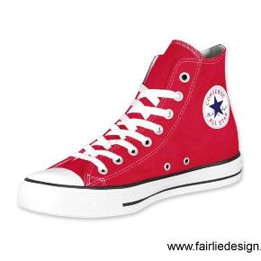 Røde All Stars, god stand, str 37 Np 700 kroner Sælges billigt da jeg ikke kan passe dem Kan mødes I Kbh og ellers sendes