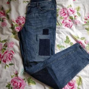 Varetype: Fede jeans Farve: Se billeder Prisen angivet er inklusiv forsendelse.  Skinny Regular waist Ankle