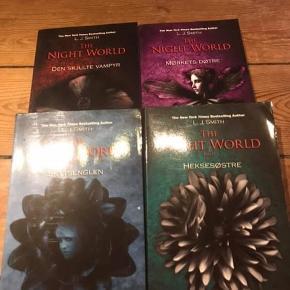 Sælges samlet :) The Night World :) Sender gerne med DAO på købers regning :)