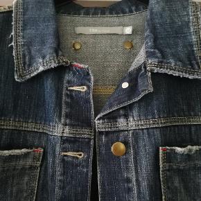 Fransa Jeans jakke str. L. Aldrig brugt.