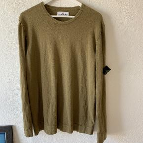 Stone island sweatshirt, brugt en del gange. str xxl men fitter 180-190.  Mp 400 Bin 850  er åben for bud