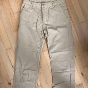 Ronning beige bukser Størrelse: 30/32  Aldrig brugt  BYD!