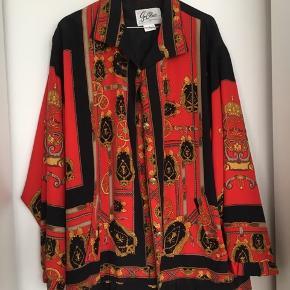 Vintage jakke med guldknapper  Ægte flot  Unisex