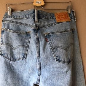Fantastiske vintage levis 505' jeans i str. 32/32.