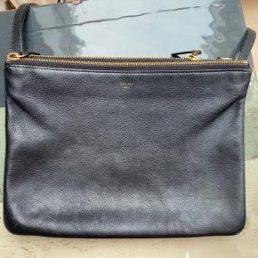 Céline large trio bag