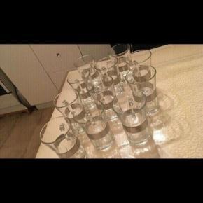 Sælger mine flotte Rosendahl Glas der de ikke bliver brugt mere  Der er i alt 11 stk
