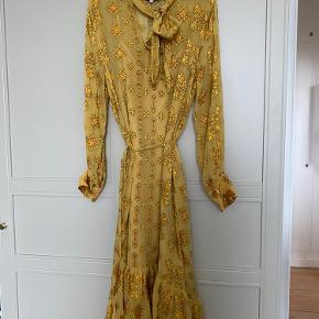Ingen skader på kjolen