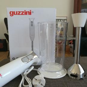 Stavblender fra mærket Guzzini. Har aldrig været brugt.