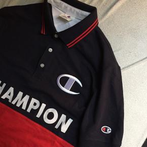 Champion polo i fin stand  Fitter s/m