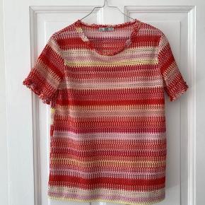 Flot T-shirt fra Zara 😊 Bytter ikke.