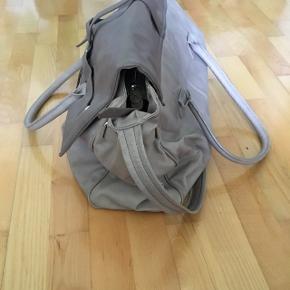 Stor rumlig weekendt taske