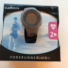 Løbende ur Garmin