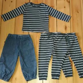 6a75342ef80 Varetype: Blandet tøj, t-shirt, bluse, bukser, sweatbukser Størrelse: