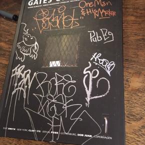 Gates og Graffiti, Bjørn almqvist o.a. Hardback. Som ny. 75kr Kan hentes kbh v eller sendes for 40kr dao
