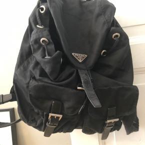 Cool rygsæk fra Prada vintage men så cool