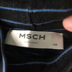 Super fin bluse fra Moss Copenhagen. Aldrig brugt.