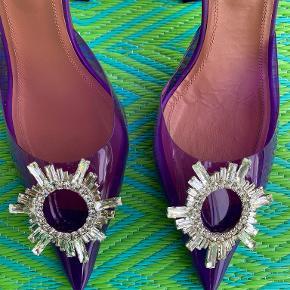 Amina Muaddi heels