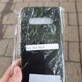 Har en Samsung 10 plus s cover ny. med Dan kort og seddel lommer.  som jeg ikke bruger  sælges 120kr.  Bruger den selv nu rigtig god
