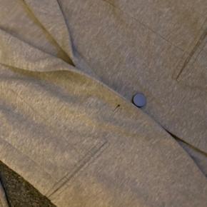 Aldrig brugt  Grå basic blazer  Neo noir  Small
