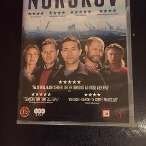Norskov en tv serie af dunja Gry Jensen  3 disc