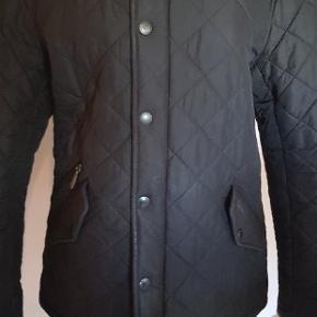 LÆKKER kvalitets quiltet jakke. I den helt gode ende af GMB
