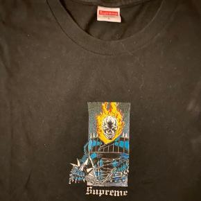 Supreme x Marvel Tee Str. L