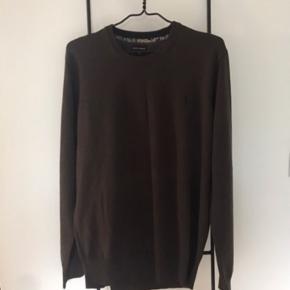 Lækker sweater trøje pullover fra Bruun og Stengade.  100 % lækker, blød Merino uld