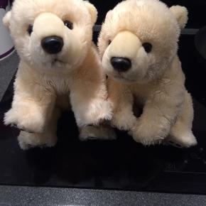 2 isbjørne afhentes i Hjerting sender ikke
