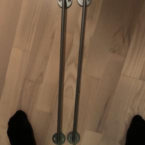 Til ophæng evt af køkkenudstyr ca 55cm i længde