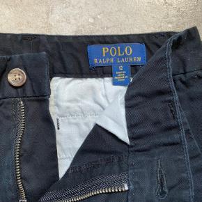 Sorte bløde bukser - ingen skader