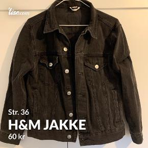 H&M denimjakke