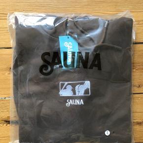 SAUNA hættetrøje