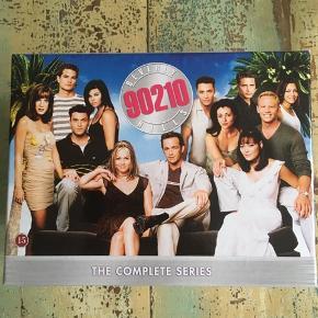 Beverly Hills 90210 - den komplette serie :) Alle 10 sæsoner  Halvdelen er set én gang - resten er ubrugt.  DVD Serie