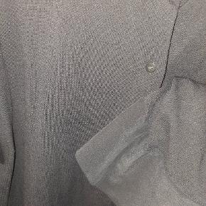 Oversize cardigan fra cos med 3/4 ærmer