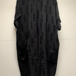 Lækker kimono Str m plus Size