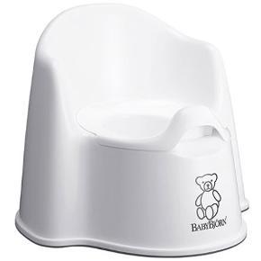 BabyDan potte stol - fejler intet. Jeg har to styk i hvide - prisen er pr. styk. Ny pris 280,-