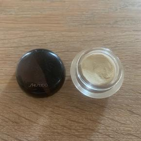Shiseido creme øjenskygge farve H12 (lys guld)  Byd :-)