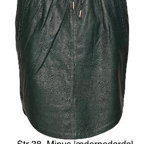 Minus nederdel