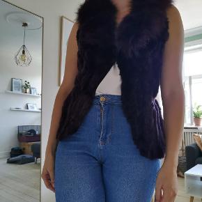 Drys pels- & skindjakke