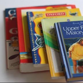 Engelsk bøger til børn.  Sælges samlet.