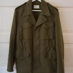 Sandro Paris classic military jacket. Size M fits true to size. Great condition.  Retail price: 4000 kr.