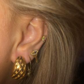 Øreringe med klips