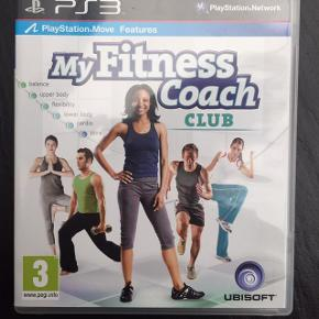PS3 my fitness coach