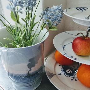 Utrolig velholdt Bing og Grøndahl vase