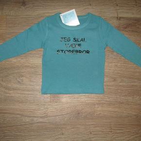3b2cc581 Brand: TIT OG TOT Varetype: T-shirt : JEG SKAL VÆRE STOREBROR Farve
