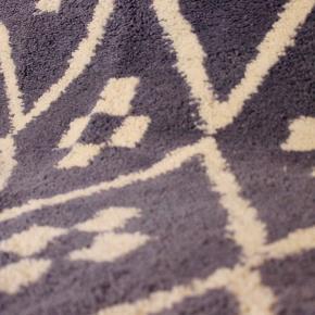 Håndknyttet tykt beni ouarain tæppe fra Marokko. Har aldrig været brugt. Måler 230 x 145 cm. Kan afhentes eller sendes med GLS