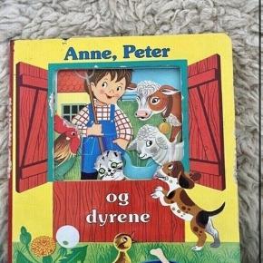 Anne, Peter og dyrene  -fast pris -køb 4 annoncer og den billigste er gratis - kan afhentes på Mimersgade 111. Kbh n - sender gerne hvis du betaler Porto - mødes ikke andre steder - bytter ikke
