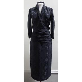 One Vintage anden kjole & nederdel